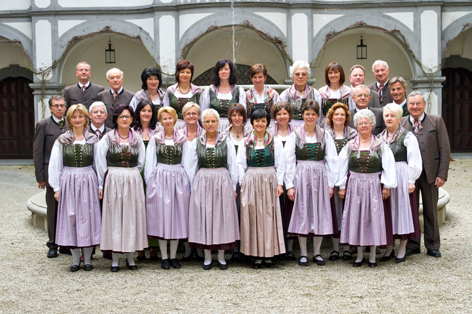 Sonntag, 26. Juni um 17 Uhr: GV Liederkranz Grein 1850 Sommerkonzert