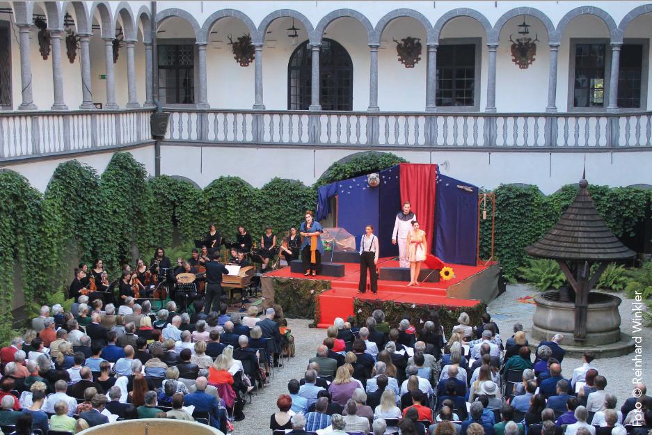 donauFestwochen – Oper: 05., 06., 11., 12. und 13. August 2017 um 18.00 Uhr