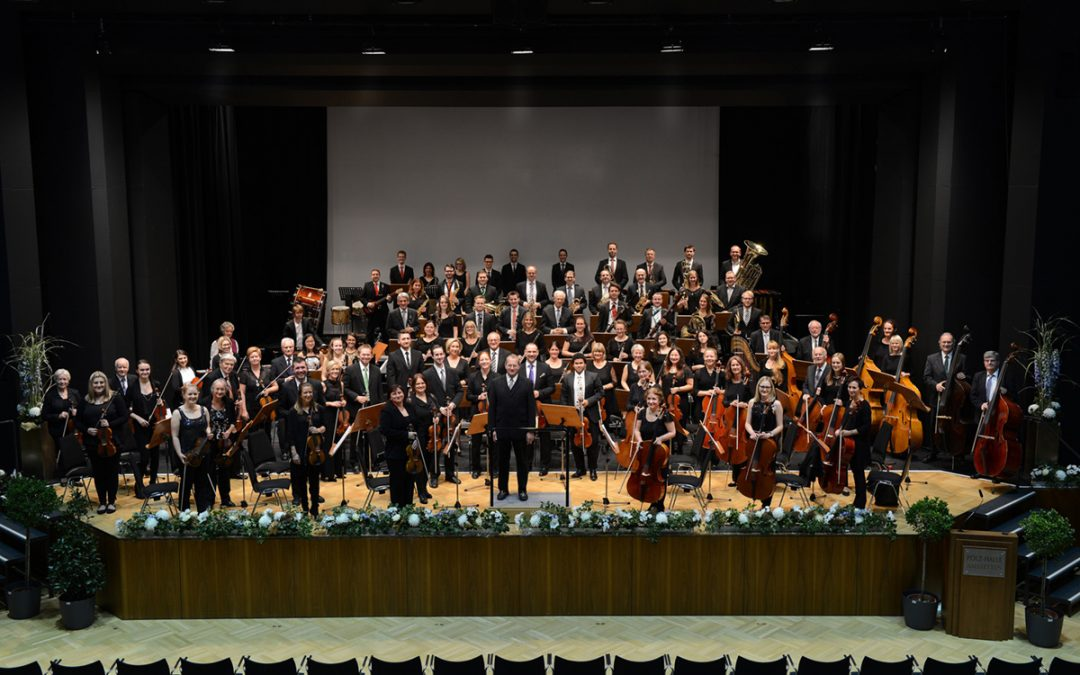 Amstettner Symphonieorchester 2018, Sonntag, 27. Mai um 18.00 Uhr