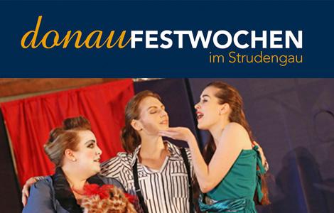 Oper auf Schloss Greinburg: ATALANTA am 4., 5., 10., 11. und 12. August 2018,18 Uhr